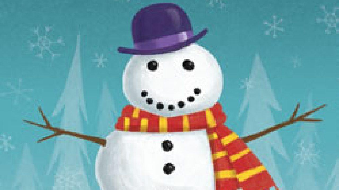 Gratis Kleurplaten Winter Jaargetijden.Leuk Voor Kids Sneeuwpoppen Kleurplaten