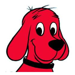 Leuk Voor Kids Clifford De Grote Rode Hond Kleurplaten