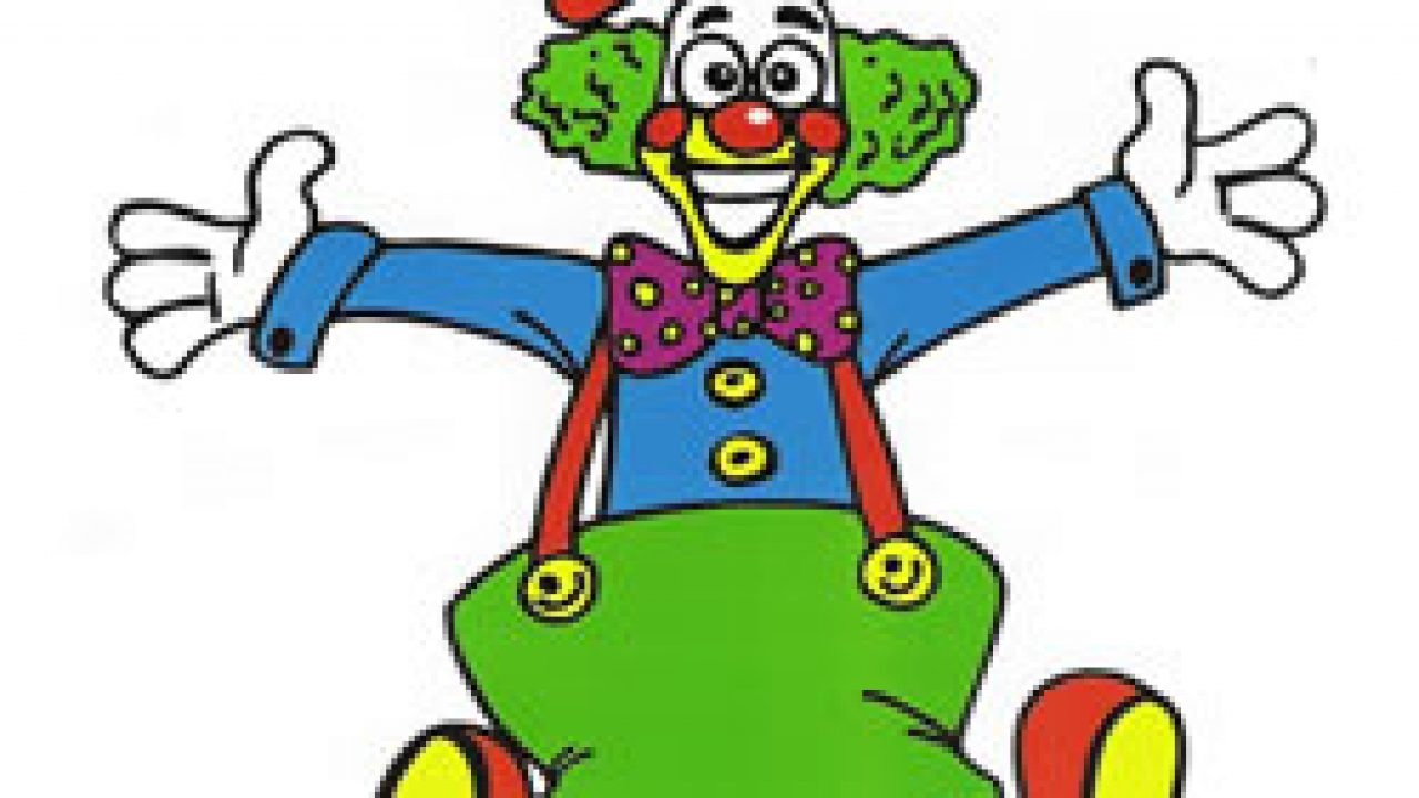 Kleurplaten Over Clowns.Leuk Voor Kids Clowns Kleurplaten