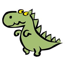 Kleurplaten Vliegende Dino.Dino S Kleurplaten Leuk Voor Kids