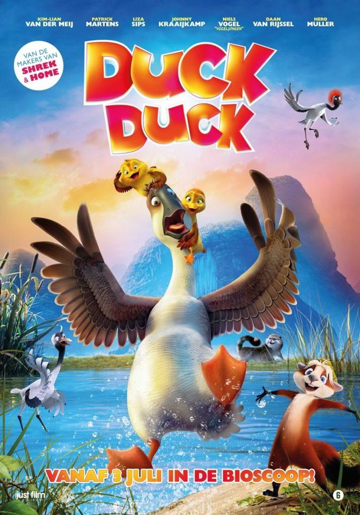 Duck Duck filmposter