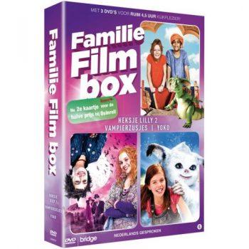 DVDbox: Vampierzusjes, Yoko en Heksje Lilly