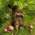 De sprookjes boom van de Efteling kleurplaten