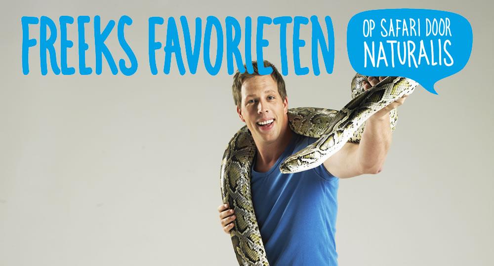 Leuk Voor Kids Freek S Favorieten In Naturalis