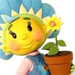Fifi en de Flowertots kleurplaat