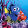 Finding Nemo kleurplaten