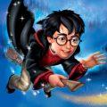 Harry Potter kleurplaten