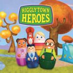 Higglytown Heroes kleurplaat