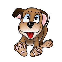kleurplaten nl kleurplaat hondenhoofd