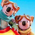 Koala Brothers kleurplaten