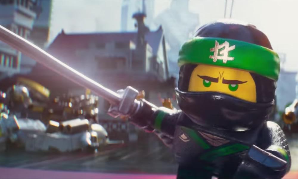 Een Cool Voorproefje Van De Lego Ninjago Movie Leuk Voor