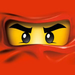 Lego Ninjago kleurplaat