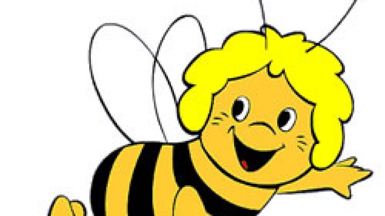 Kleurplaten Van Maya De Bij.Maya De Bij Kleurplaten Leuk Voor Kids