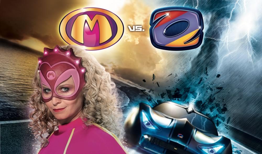 Leuk Voor Kids Mega Mindy Vs Rox Kleurplaat