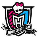 Monster High kleurplaat