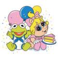 Muppets babies kleurplaten