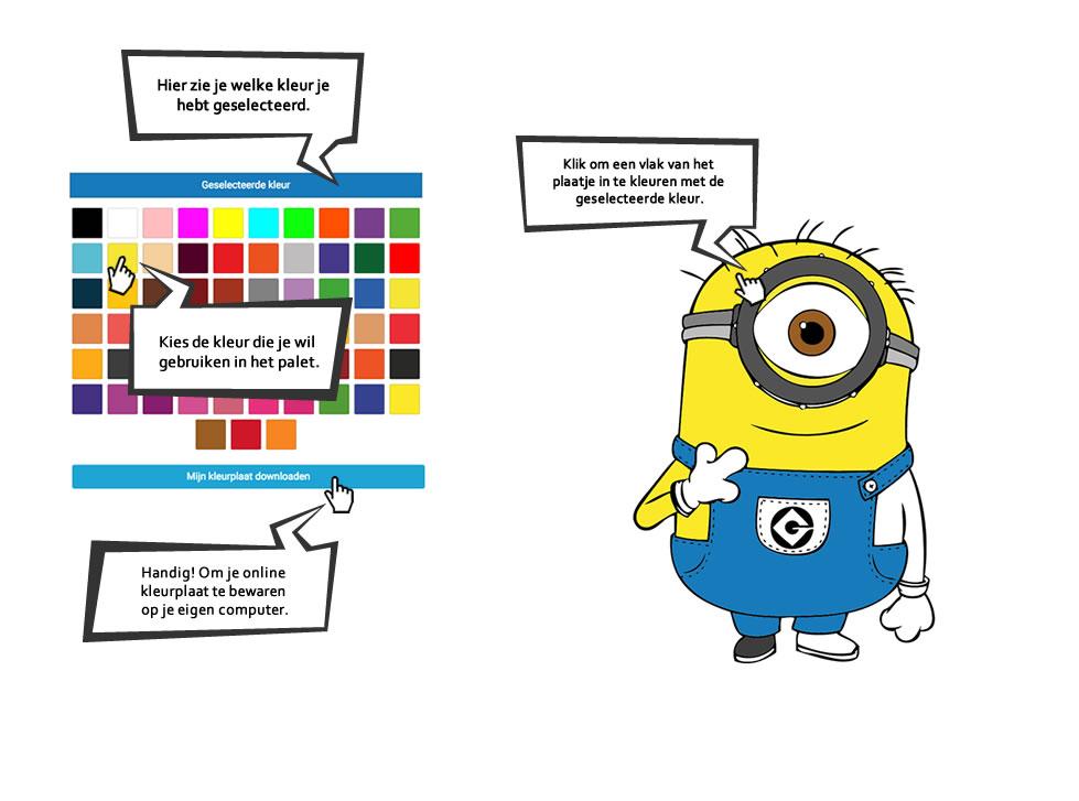 Kleurplaten Dat Je Op De Computer Kan Inkleuren.Leuk Voor Kids Online Kleurplaten Maker