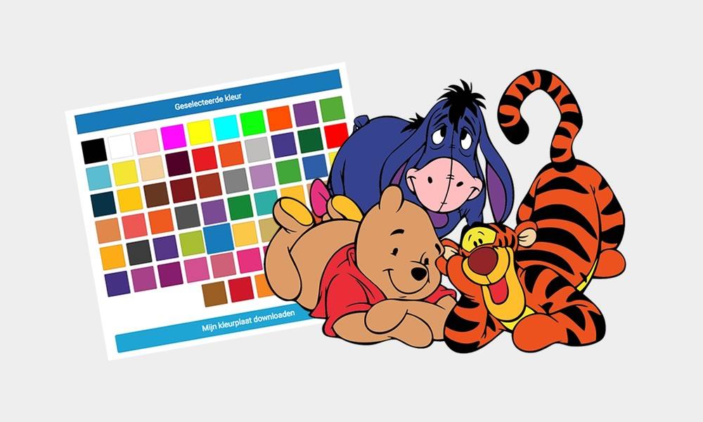 Kleurplaten Digitaal Inkleuren.Kleurplaten Inkleuren Online Kerst 2018
