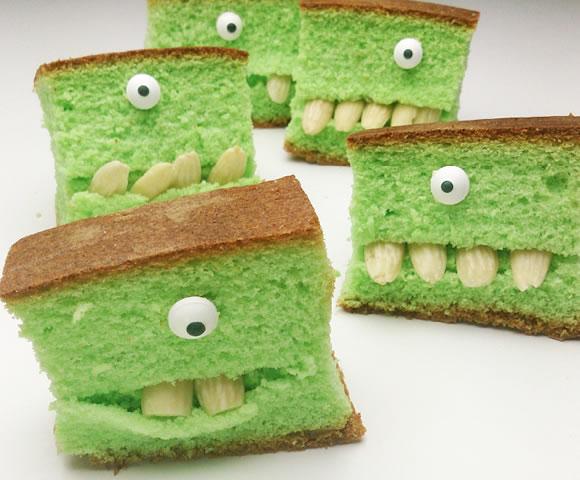Leuk Voor Kids Groene Cake Griezels