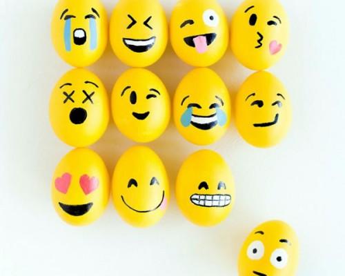 Emoji paaseieren