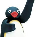 Pingu kleurplaat
