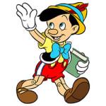 Pinokkio kleurplaat