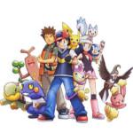 Pokémon kleurplaat