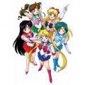 Sailor Moon kleurplaten