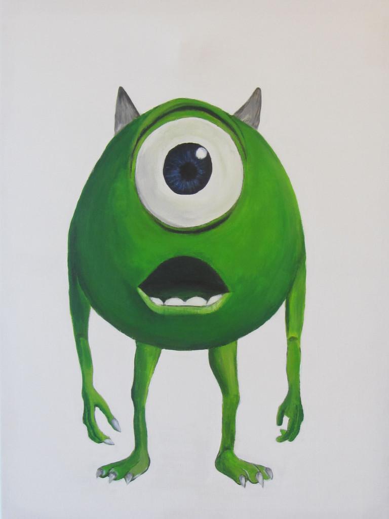 Monsters inc Nl