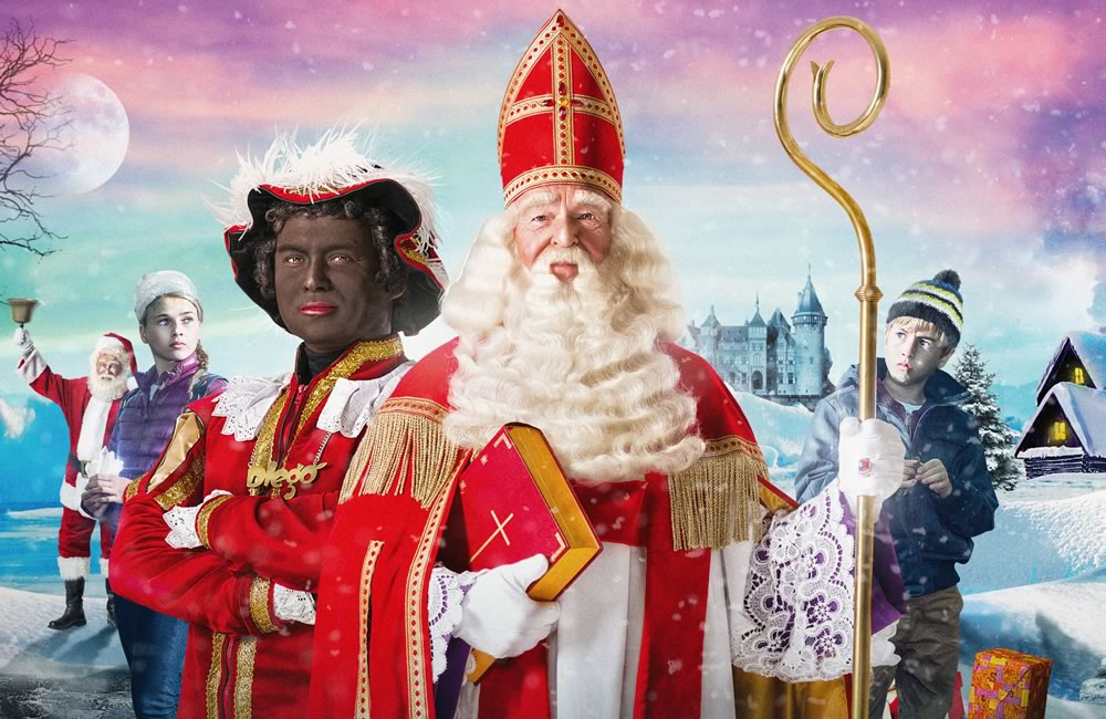 Leuk Voor Kids Kleurplaat Van Sinterklaas Diego Het Geheim Van