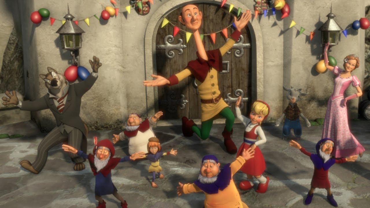 Leuk Voor Kids Sprookjesboom Feestlied