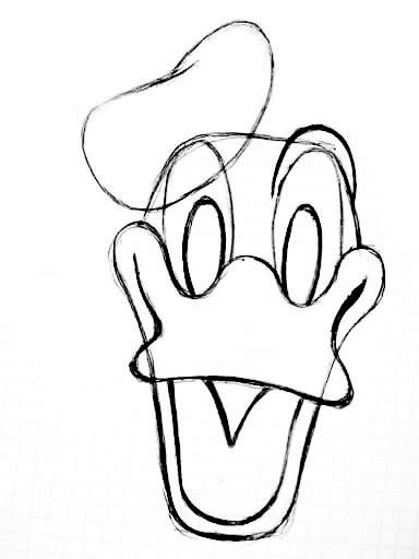 Zeer Leuk voor kids | Hoe teken je Donald Duck? #IS98