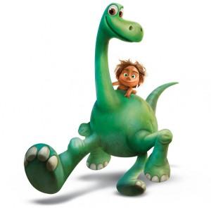 The good dinosaur – Dino Arlo en Spot