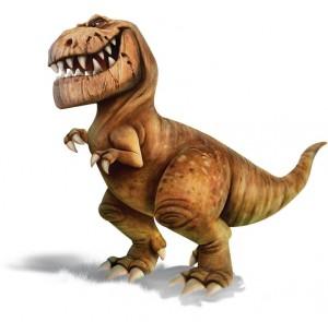 The good dinosaur – Een Tyrannosaurus Rex