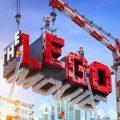 The Lego Movie kleurplaten