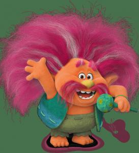 Trolls: Peppy