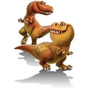The good dinosaur – Twee dino's