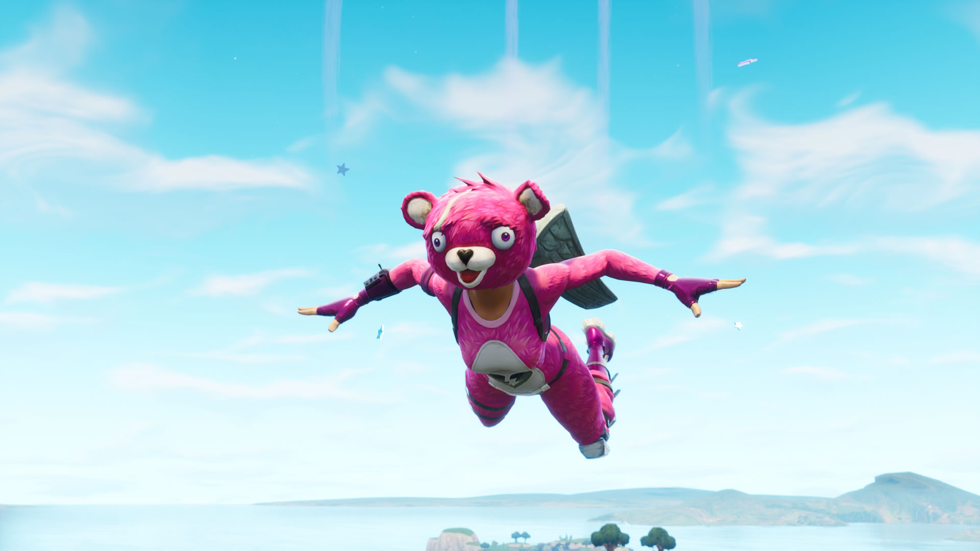 download wallpaper: Fortnite Cuddle Leader wallpaper