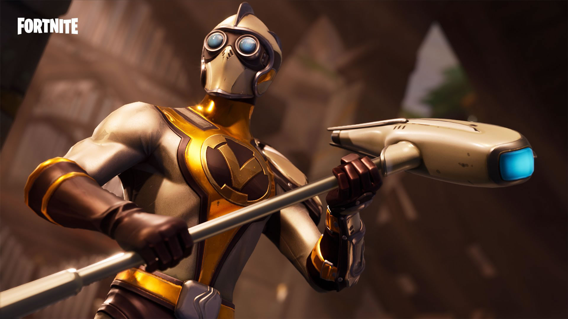 download wallpaper: Fortnite skin – Venturion wallpaper