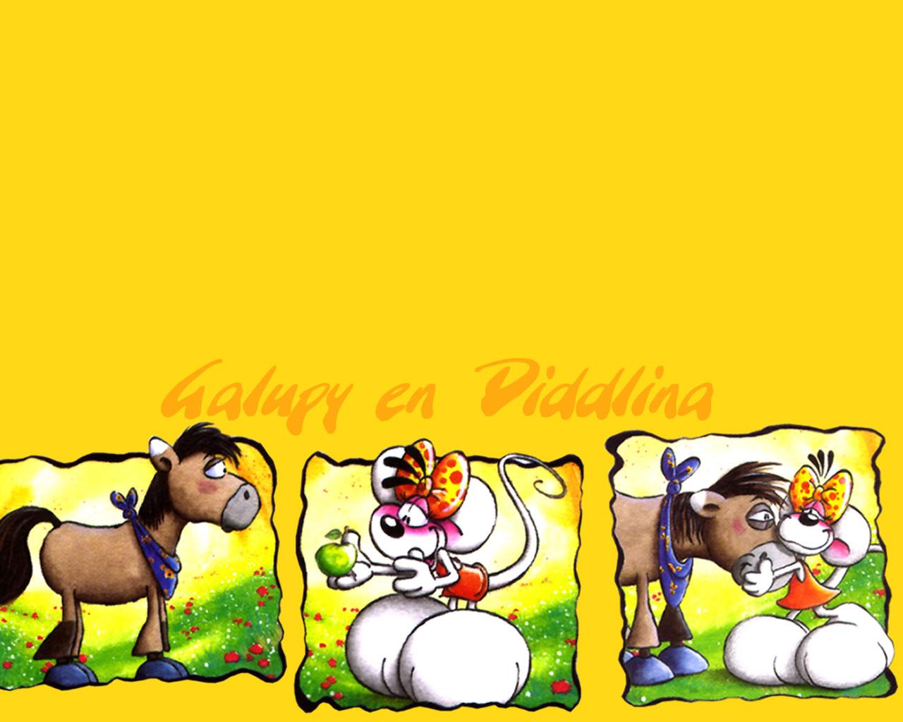download wallpaper: Galupy en Diddlina wallpaper