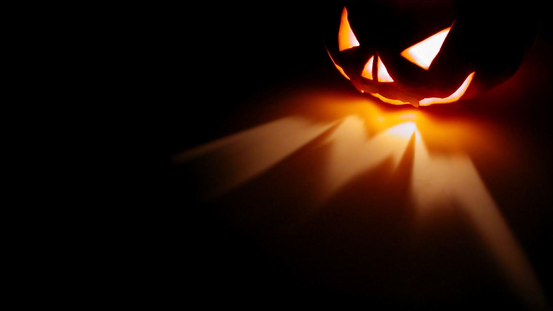 download wallpaper: Halloween pompoen wallpaper