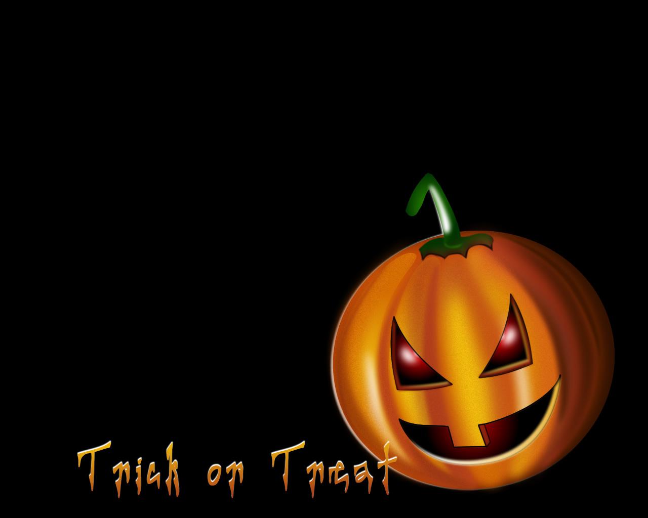 download wallpaper: Halloween – trick or treat wallpaper