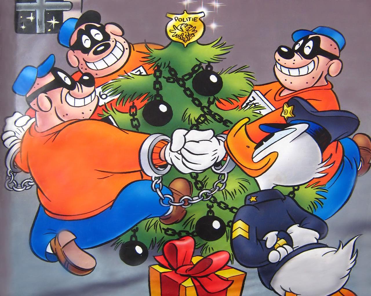 Leuk Voor Kids Kerstfeest Met De Zware Jongens
