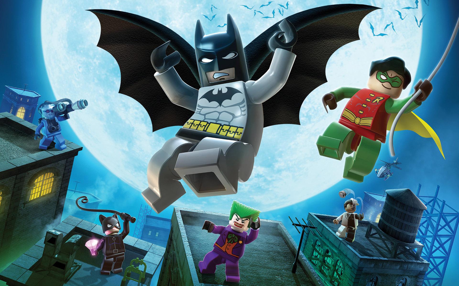 download wallpaper: LEGO Batman wallpaper