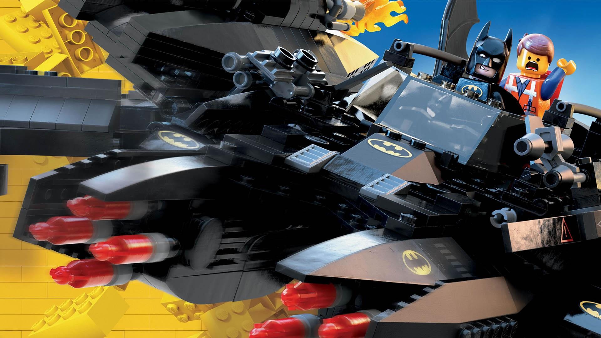 download wallpaper: LEGO Movie – Batman en Emmet wallpaper