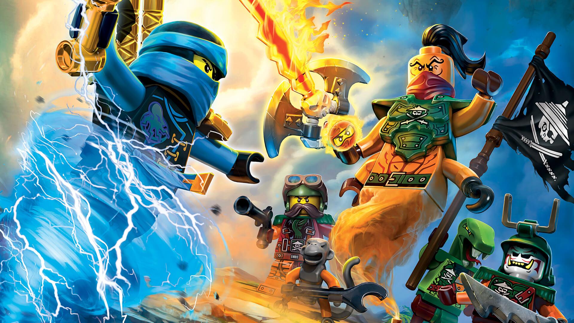 download wallpaper: LEGO Ninjago wallpaper