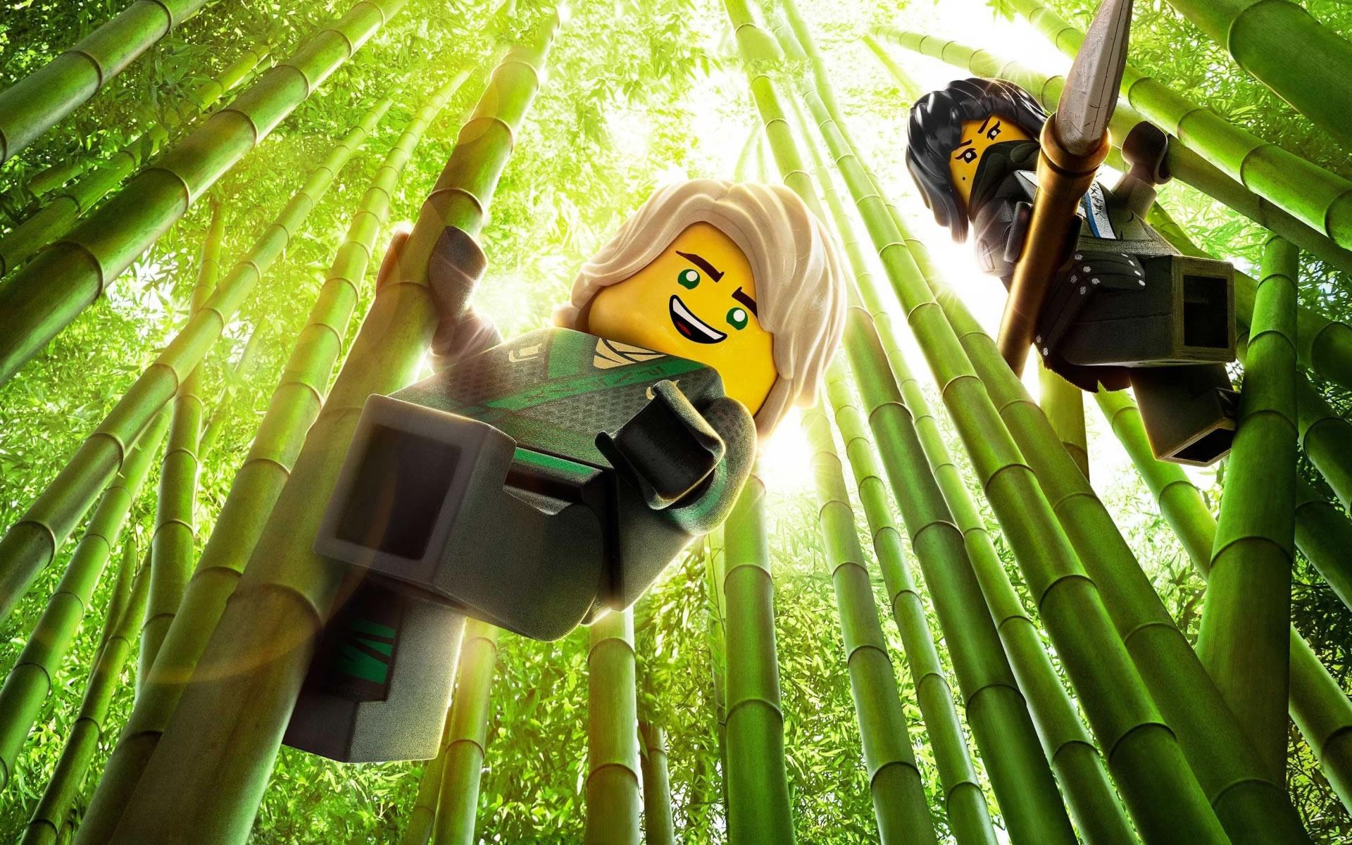 download wallpaper: LEGO Ninjago Movie wallpaper