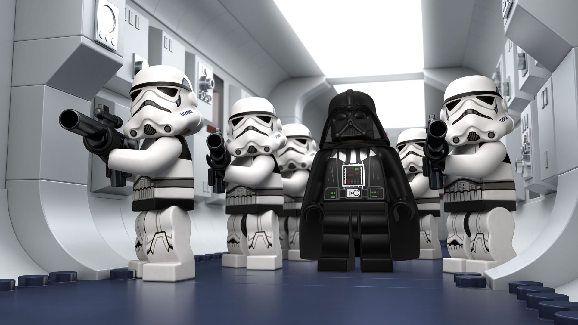 download wallpaper: LEGO Star Wars wallpaper