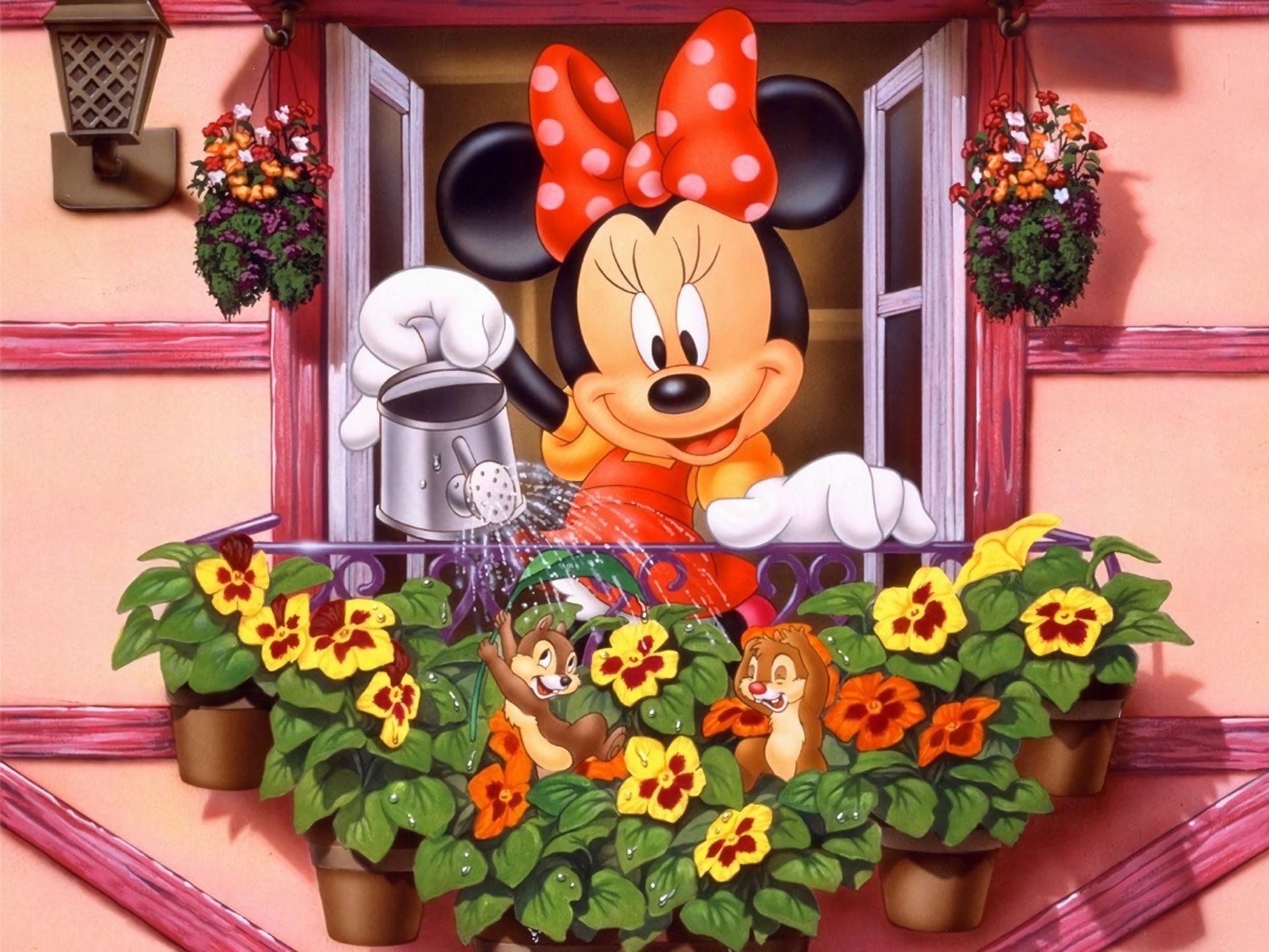 Leuk Voor Kids Minnie Mouse Met Knabbel Babbel