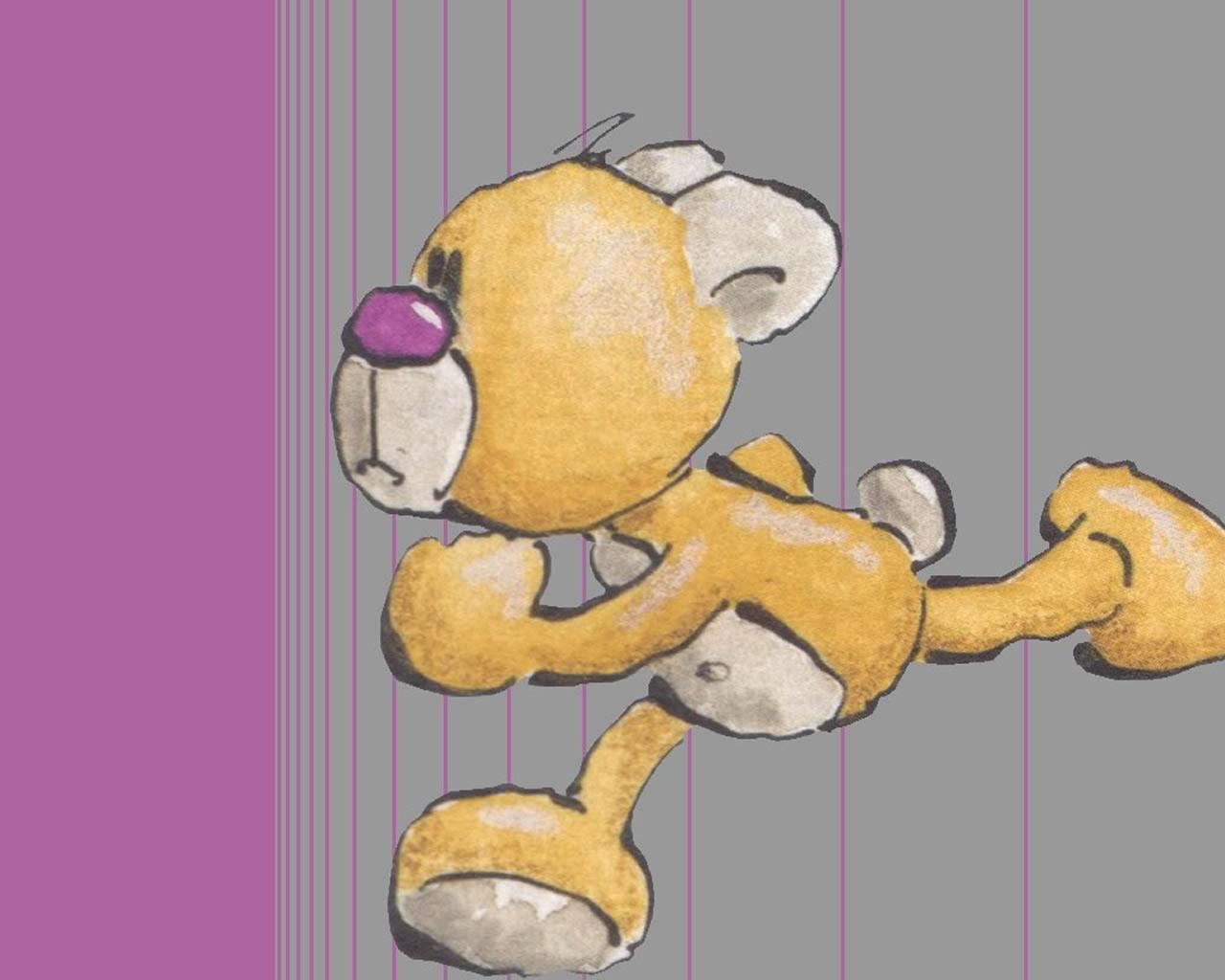 download wallpaper: Pimboli – paars wallpaper